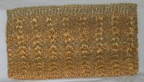 Image of 11640-340 - Purse, Crocheted Straw