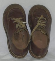Image of 11640-390-(1-2) - Shoes, Brown, Boy's