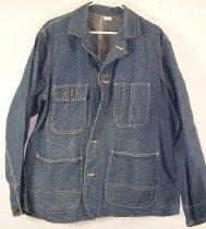 Image of 11640-475 - Jacket, Denim, Work Jacket