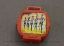 Image of 11640-539-(59) - Television, Miniature, Used with Barbie Doll