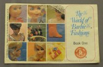 Image of 11640-539-(67) - Booklet, The World of Barbie Fashions, Book One