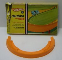 Image of 11640-582-(1-2) - Set, Construction, Hot Wheels Full Curve Accessory Pack