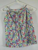 Image of 11640-98 - Shirt, Tank Top, Floral, Pajama