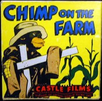 Image of 11681-30-(1-2) - Film, Chimp on a Farm