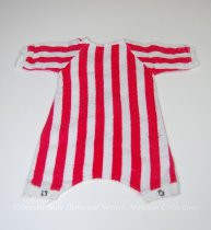 Image of 11681-40 - Clothes, Doll, Striped Pajamas