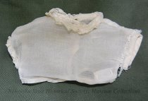 Image of 11681-46 - Clothes, Doll, White Blouse