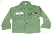 Image of 11681-48 - Jacket, Fatigue, Child's