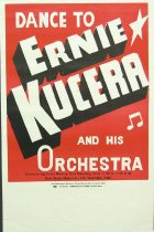Image of 11744-103 - Poster, Ernie Kucera and His Orchestra