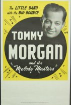 Image of 11744-109 - Poster, Tommy Morgan and the Melody Masters