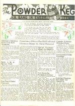 Image of 11744-51 - Newsletter, The Powder Keg, Hastings Ammunitions Depot, Dec 22, 1944