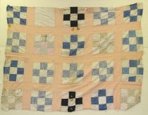Image of 11935-10 - Top, Quilt, Nine-Patch
