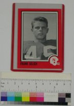 Image of 11938-29 - Card, Football, Frank Solich