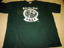 Image of 11941-42 - T-Shirt, No Free Riders Allowed, Allied Industrial Chemical and Energy Workers International Union