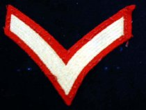 Image of 11994-19 - Private First Class Patch, Hollis Dawes Stabler, U.S. Marine Corps, Vietnam War