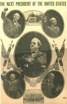 "Image of 13000-24 - Poster, Political; William Jennings Bryan; ""The Next President of the United States"""
