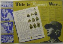 Image of 13000-2565 - Pamphlet, World War II, Attention Women of America
