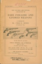 Image of 13000-4045 - Rare Firearms and Kindred Weapons April 7