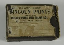 Image of 13041-11 - Deck of Cards with Paint Swatches, Lincoln Paint and Color Co.