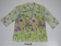 Image of 13041-34 - Blouse, Floral Print
