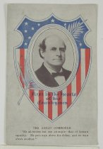 "Image of 13051-4 - Postcard; William Jennings Bryan; ""The Great Commoner"""