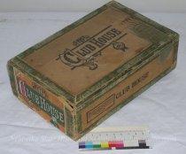 Image of 13053-34 - Box, Cigar, Club House, Hastings, Nebraska
