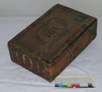 Image of 13053-5 - Box, Cigar, Corey's 101, Corey Cigar Co., Hastings, Nebraska