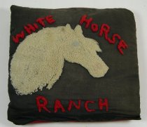 Image of 13063-20 - Pillow, White Horse Ranch