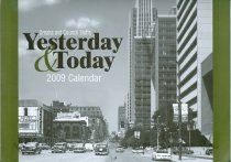 Image of 13084-16 - Calendar, Omaha & Council Bluffs, Yesterday & Today