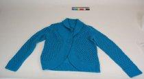 Image of 13084-26 - Sweater, Cardigan, Blue