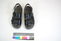 Image of 13084-45-(1-2) - Sandals, Black