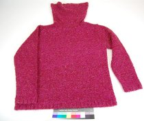 Image of 13084-49 - Sweater, Pink Boucle