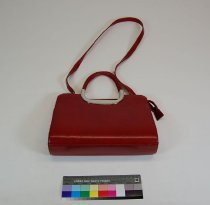 Image of 13084-54 - Purse, Red