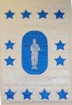 Image of 13118-1 - Quilt, Wall Hanging, Vietnam Women's Memorial Project
