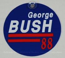 Image of 13120-87 - Car Sign, Political, George H.W. Bush, George Bush 88