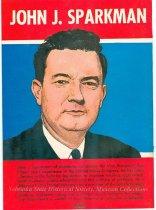 Image of Booklet-A Man Named Stevenson Back