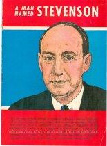 Image of Booklet-A Man Named Stevenson
