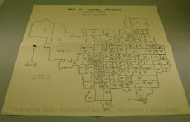 Image of 13143-129 - Map of Voting Districts in Lincoln, 1970
