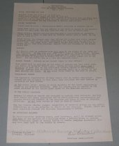 Image of 13143-160 - Leaflet, Instructions to the Election Board Procedural Check-List