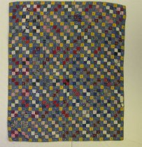 Image of 13144-12 - Quilt, Four Patch Variation