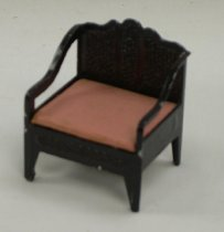 Image of 13154-15-(24) - Chair, For Tootsie Toy Dollhouse