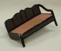 Image of 13154-15-(25) - Sofa, For Tootsie Toy Dollhouse