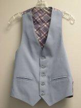 """Image of 13158-1-(2) - Vest, """"Johnny Carson"""" Suit"""