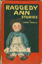 Image of 13160-4 - Book, Raggedy Ann Stories