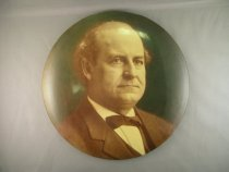 Image of 13165-2 - Button, Political; William Jennings Bryan
