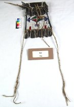 Image of 163 - Bag; Beads, Cones, Geometric