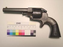 Image of 2340 - Revolver, Cartridge, Allen and Wheelock