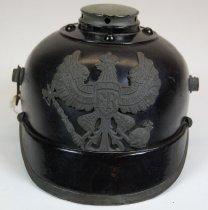 Image of 2724 - Helmet, Military, German, World War I
