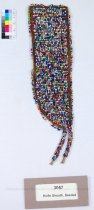Image of 3057 - Knife Sheath, Beaded