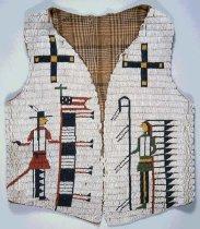 Image of 333 - Vest, Beaded, Child