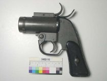 Image of 3452-10 - Pistol, Cartridge, Signal, Flare, Pistol Pyrotechnic M8 Model